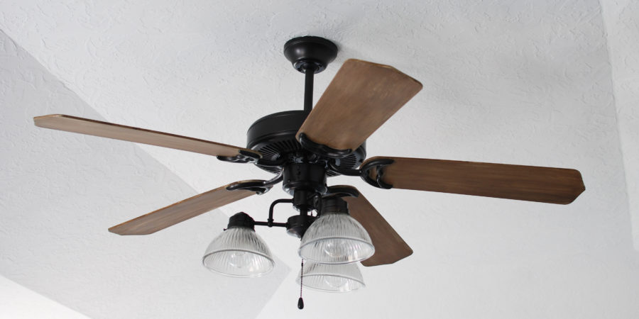 Master Bedroom Ceiling Fan Makeover – Emily\'s Project List